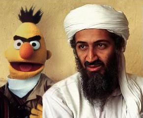 Bert and Osama